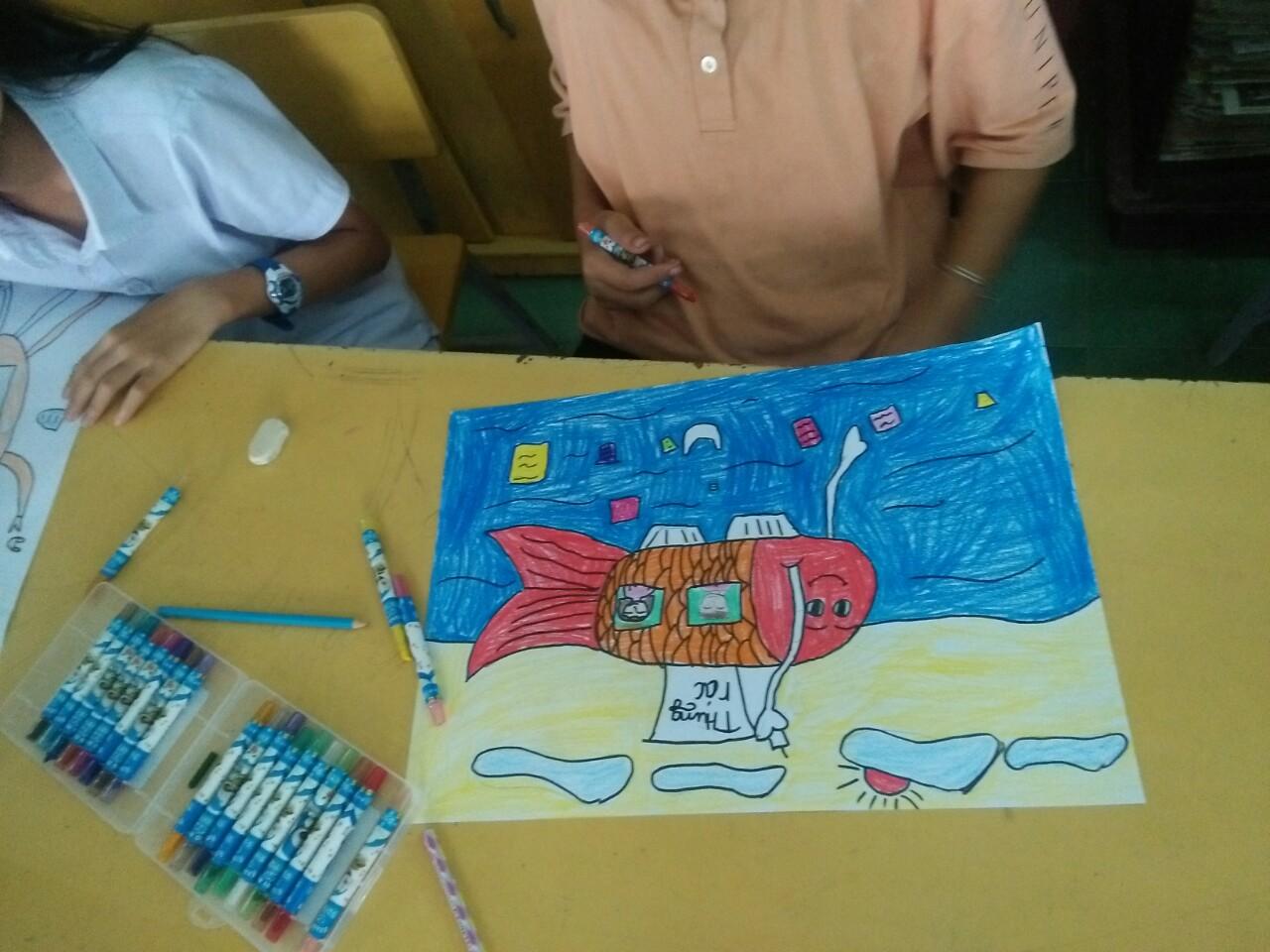 thi vẽ ô tô 2